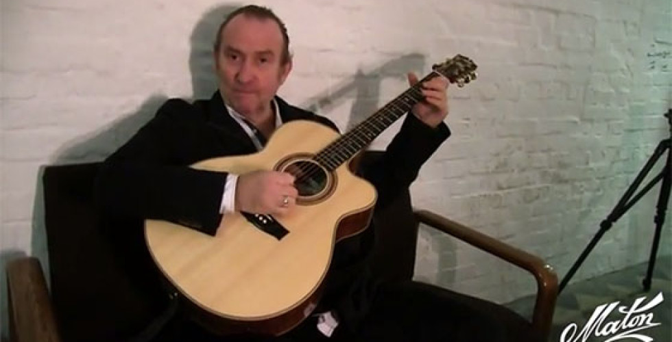 Colin Hay talks about his Maton guitars