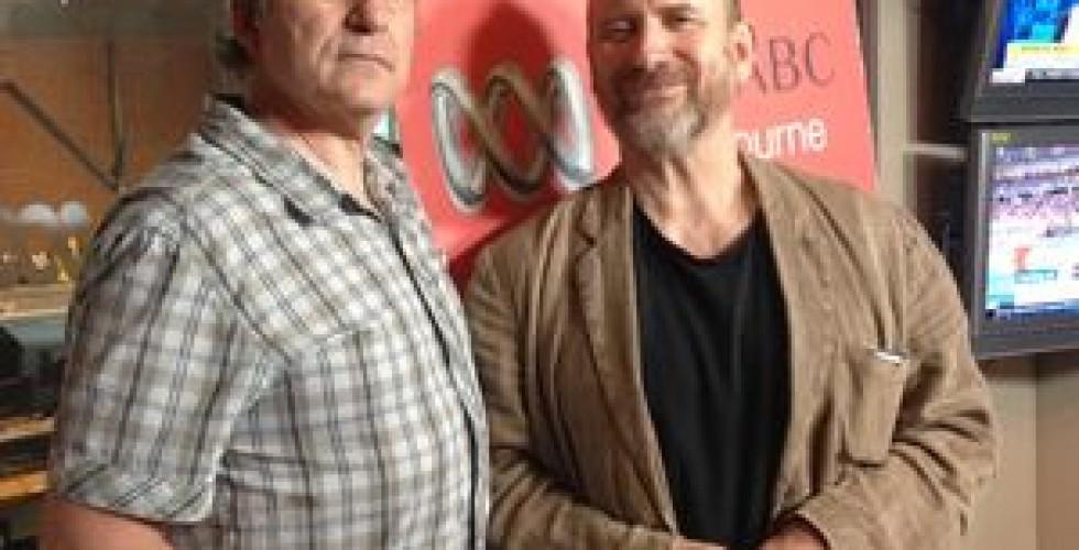 Colin Hay interviewed at Australian Radio