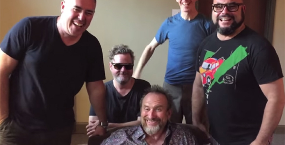 Colin Hay is going to UK with the Barenaked Ladies