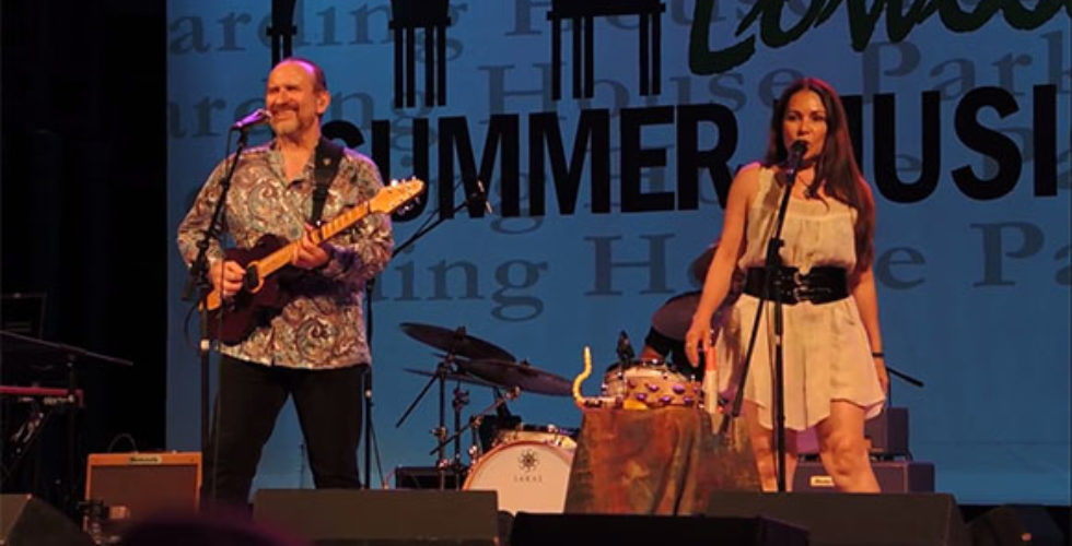 "Colin Hay is playing new song ""Tumbling Down"" at his shows"