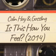 Colin Hay & Gossling – Is This How You Feel? (2014)