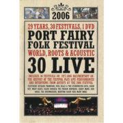 Port Fairy Folk Festival 30 Live [DVD] (2006)